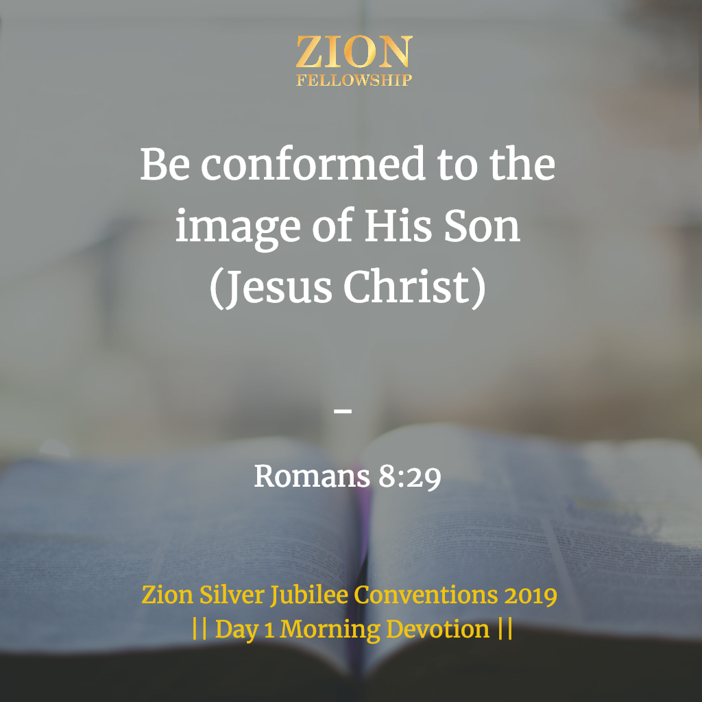 zion conventions 2019-day1-message1 - Zion Ministries